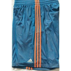 adidas Climalite Men's 8 in. Soccer Shorts Blue XL